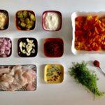 Bärlauch-Tagliatelle mit Tomatensugo